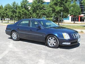 2006 Cadillac DTS Sedan Certified and E-tested