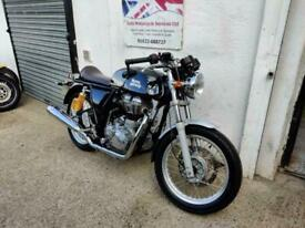 Royal Enfield Continental GT Low Miles