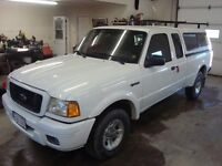 2004 RANGER EDGE E CAB 2WD $3800 TAX'S IN CHANGED INTO UR NAME