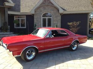 1967 Oldsmobile 442 - One Owner