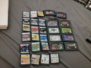 Games Collection (PSX,PS2,DS,GBA,GAMECUBE,WII) Lots of RPGs
