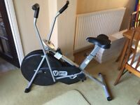 V Fit Exercise Bike - Excellent Condition