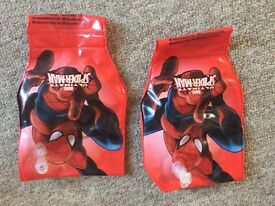 Spider-Man armbands. Excellent condition