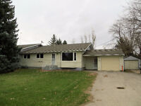 Family Home with Shop in St. Claude,MB