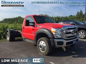 2011 Ford F-450 DRW Super Duty SUPER DUTY CAB  CHASSIS 4WD  - $2
