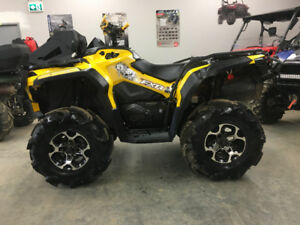 2013 CAN AM 1000 OUTLANDER XT...FINANCING AVAILABLE