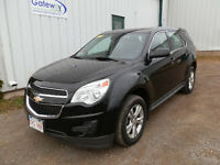 2012 Chevrolet Equinox AWD- financing for everyone.