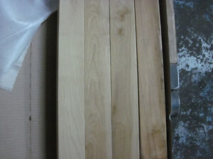 "SOLID MAPLE NATURAL 2 1/4"" BEAUTIFUL FLOORING West Island Greater Montréal image 3"