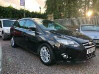 2012 Ford Focus 1.6 125 Titanium 5dr Auto ESTATE Petrol Automatic