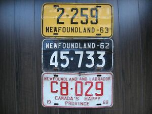 old NL. plates