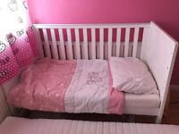 Childs cot bed