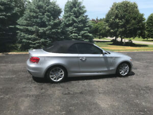 BMW 128 I for sale.  Convertible