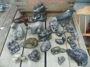 Soap Stone Carving Collection