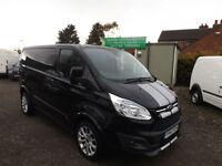 2013 63 Ford Transit Custom 2.2TDCi Sport Van