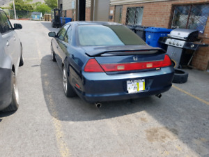 Accord 1999 coupe