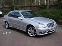 FINANCE AVAILABLE!! 2007 MERCEDES-BENZ C CLASS 3.0 C320 CDI SPORT EDITION 7G-TRO
