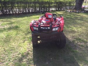2012 Honda Foreman 500 Quad for sale