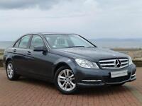 2012 Mercedes-Benz C Class 1.6 C180 SE (Executive Pack) 7G-Tronic Plus 4dr