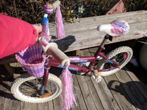 Supercycle Illusion Girl's Bike