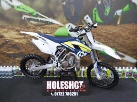 Husqvarna TC 85 Motocross Bike (Small wheel)
