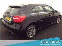 2013 MERCEDES BENZ A CLASS A200 CDI BlueEFFICIENCY Sport 5dr