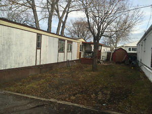 1978 mobile home For sale or trade