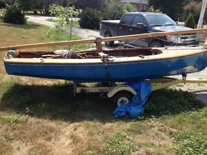 national e sailboat for sale or trade. must sell. Kingston Kingston Area image 4