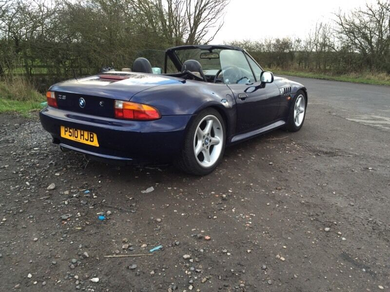 Bmw Z3 Widebody 2 8 Lsd In Hednesford Staffordshire