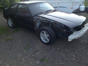 PARTING OUT 1990 MUSTANG
