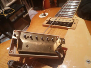 Gibson Les Paul copy Made in Japan by Burny