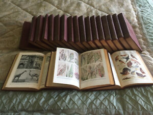 1922 Complete set 'Book of Knowledge'
