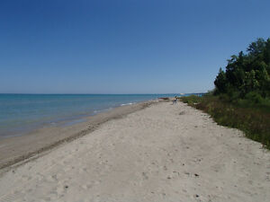 Lake Huron waterfront-Rare opportunity