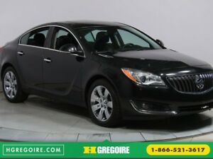 2014 Buick Regal *AWD* TURBO PREMIUM A/C CUIR TOIT MAGS