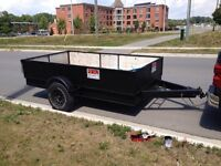 Trailer for sale or trade for small boat and motor