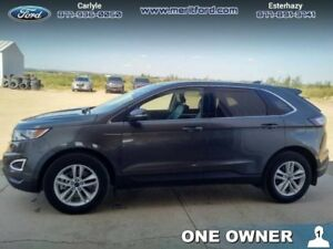 2016 Ford Edge SEL  - one owner - local - trade-in - Bluetooth -