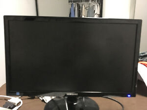 samsung 20 inch led monitor hdmi compatible