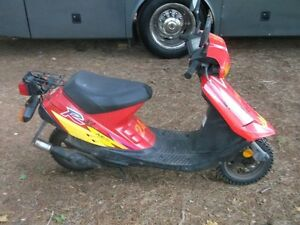 WANTED suzuki ae 50 scooter for parts