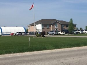 Commercial Office Building - south of Kincardine