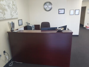 Office Desks and Cubicles