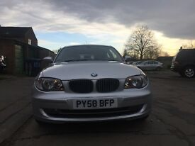 BMW 1 Series For Sale 1 year Mot