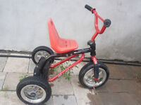 Boys tricycle