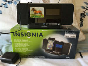 Insignia Docking Clock Radio *ON SALE & UPDATED*