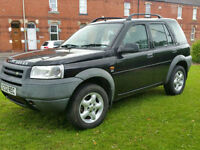 Land Rover Freelander 2.0 auto Td4 ES PX Swap Anything considered