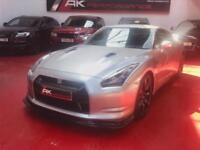2009 Nissan Gt-R 3.8 V6 Black Edition Coupe LITCHFIELD STAGE 4+650BHP+