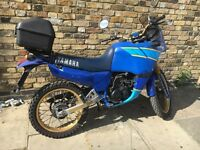 Yamaha Tenere/DT 125