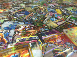 Pokemon 100 Card Lot - 100% AUTHENTIC - GX/EX Included