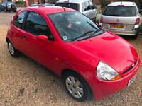 2007 Ford Ka 1.3 2006MY Style Mot 12/2018 Good Run cheap car Only £450