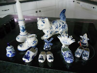 Blue Delft Collection