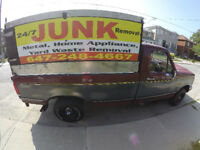 JUNK REMOVAL UNBEATABLE PRICE 6472484667