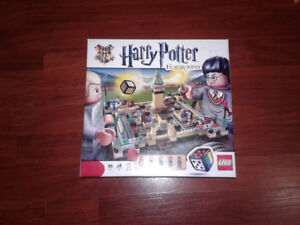 Harry Potter Lego Board Game